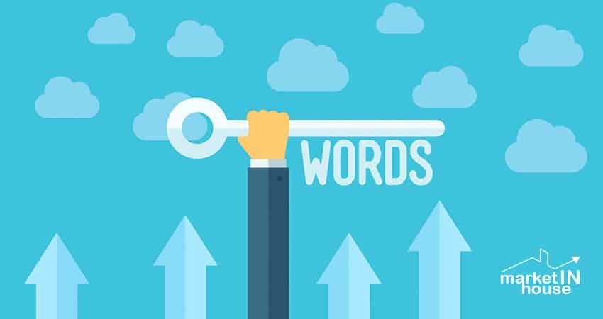 tipologia de palabras clave