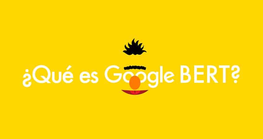 Características del algoritmo Google Bert