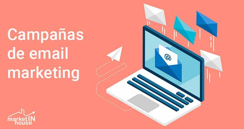 ejecución de campañas de email marketing