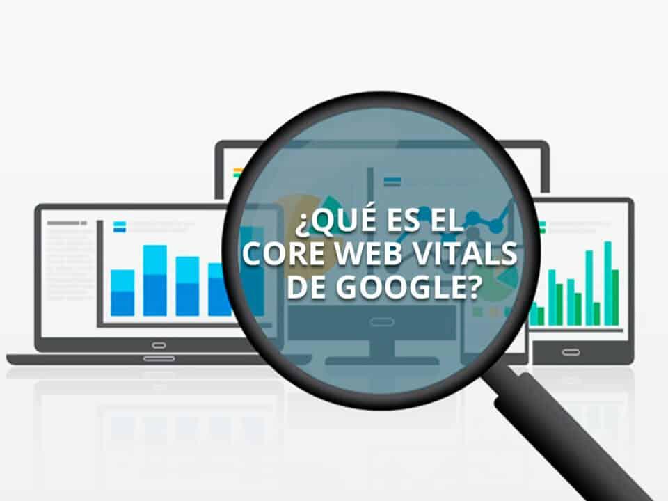funcionalidades del nuevo core web vitals