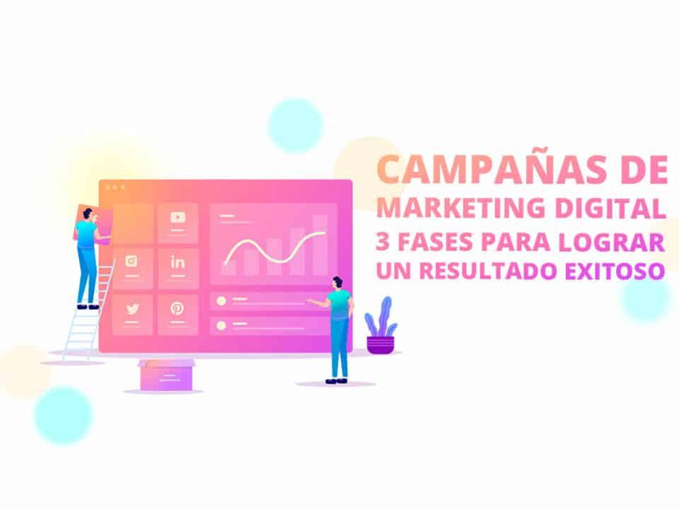 cómo desarrollar campañas de marketing digital exitosas