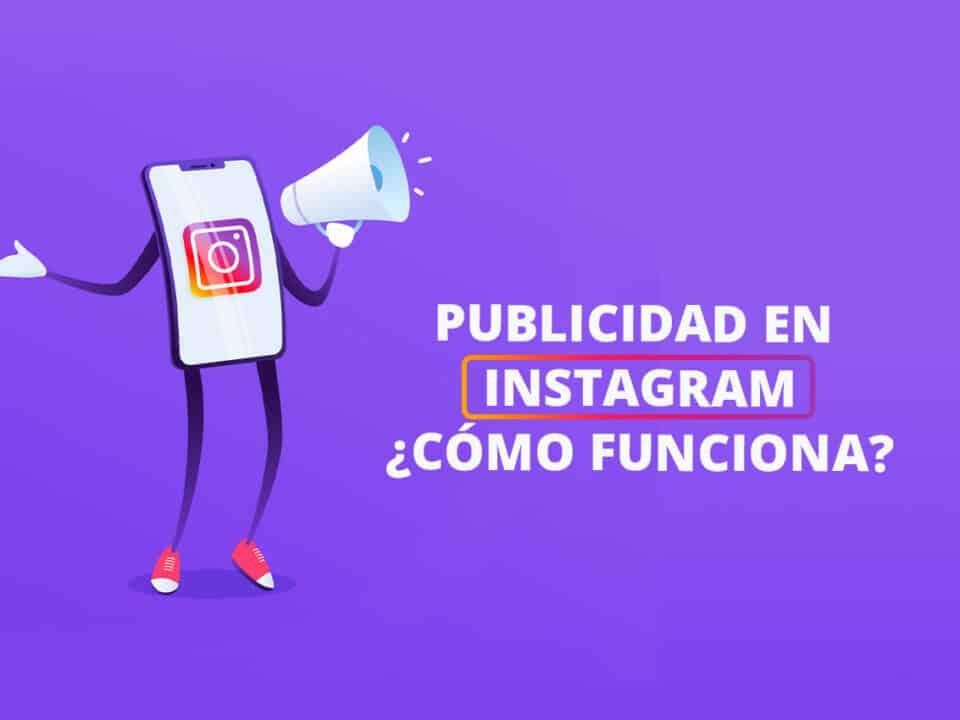 cómo funcionan las acciones de publicidad en instagram