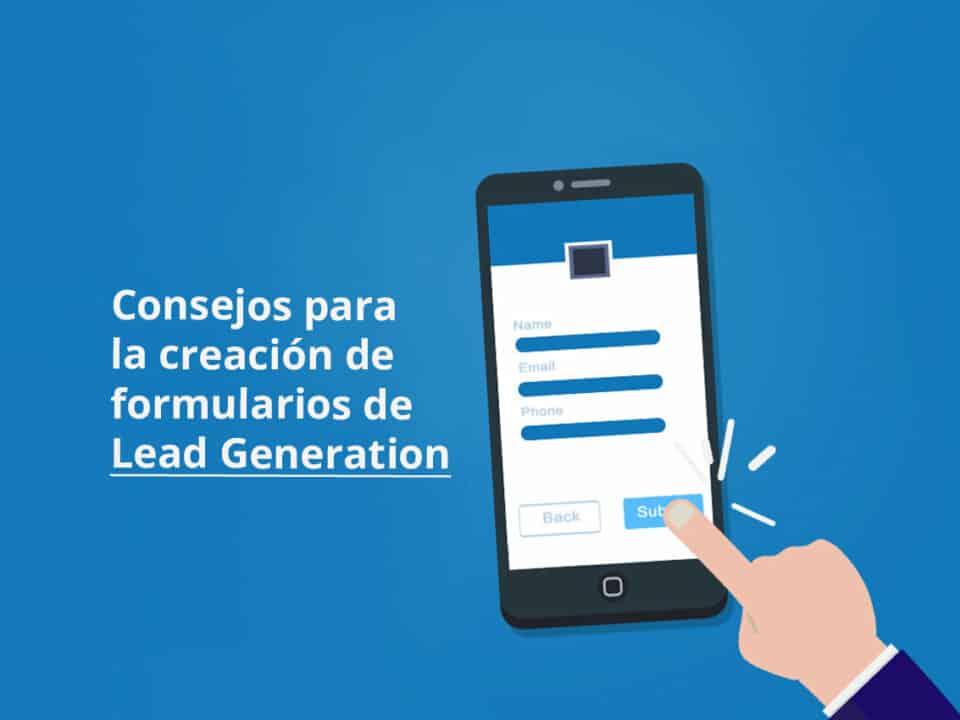 te compartimos algunas claves acerca de la creación de formularuio de lead generation