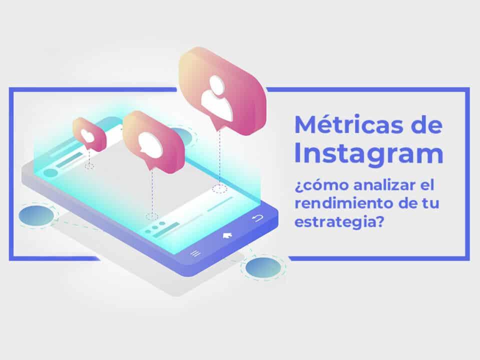 qué métricas de instagram es recomendable seguir