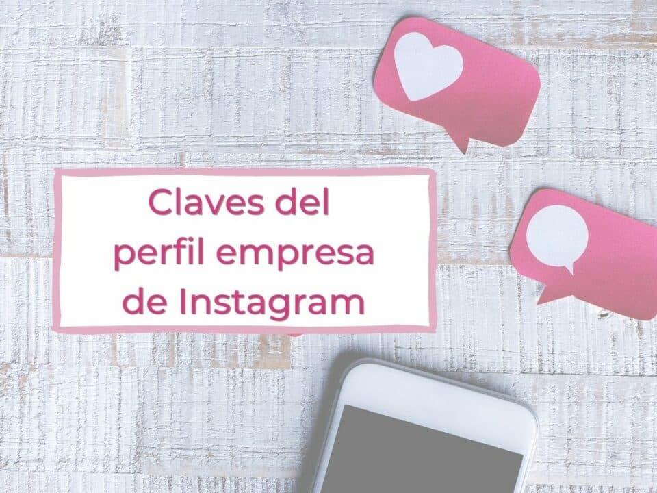 particularidades de la cuenta empresa de instagram