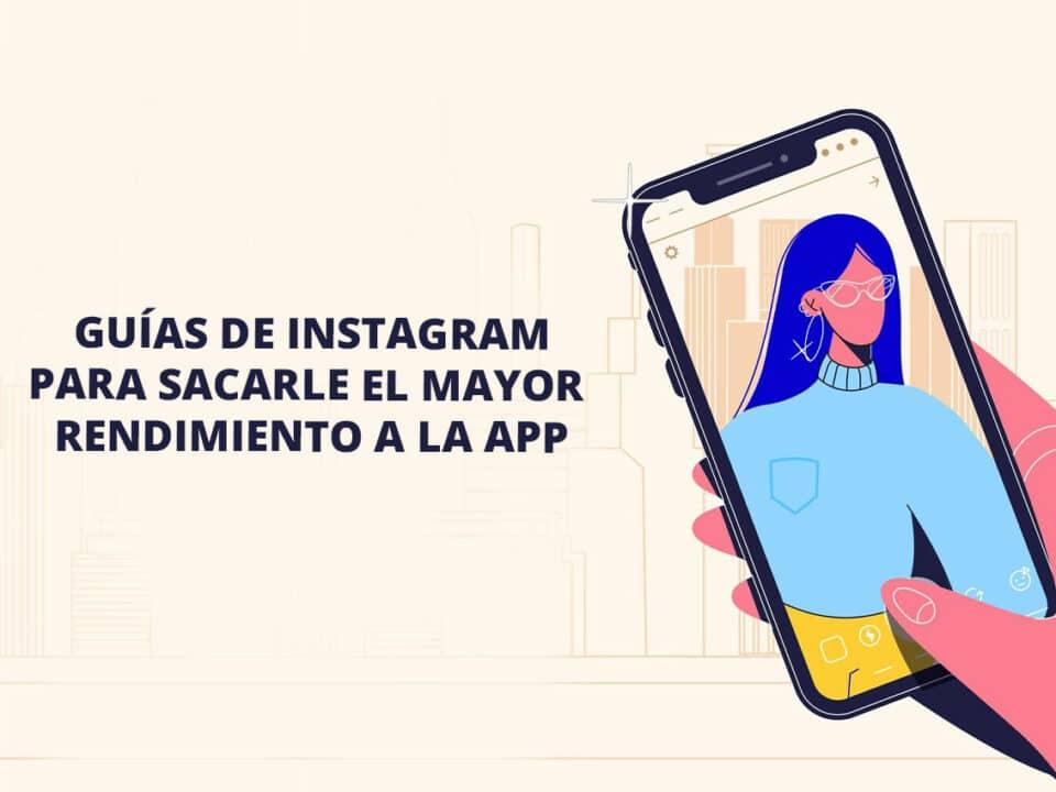para qué sirven las guías instagram