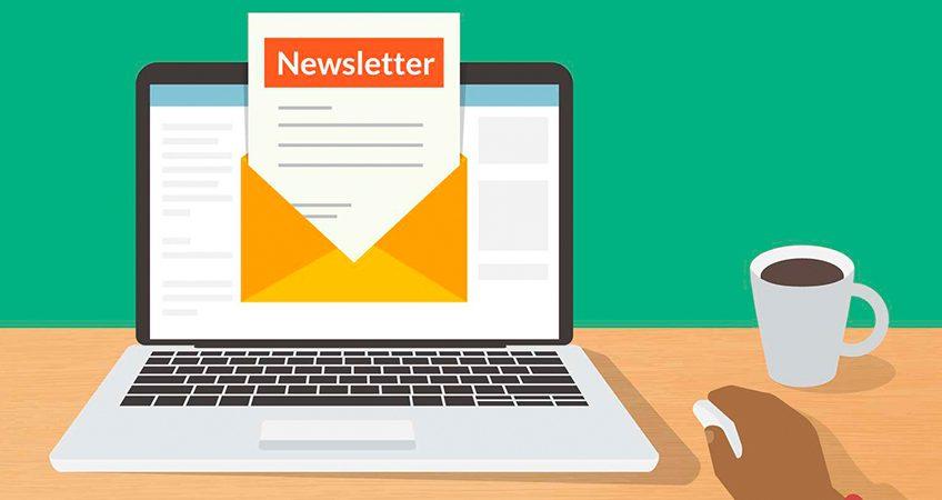 como hacer una newsletter